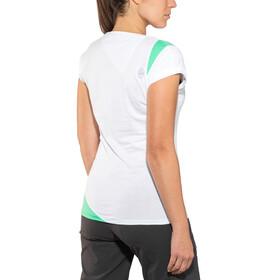 La Sportiva Shortener T-Shirt Women White